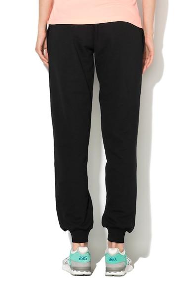 Asics Черен спортен панталон с ниско дъно Жени