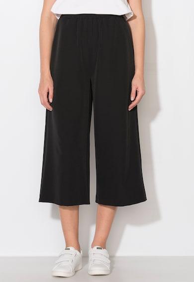Zee Lane Collection Pantaloni culotte negri Femei