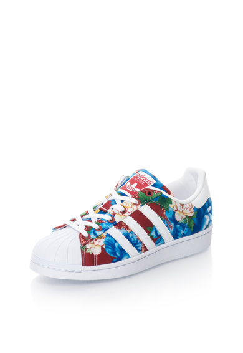 Adidas Virágmintás Originalsba7585 Cipő Superstar Színes nwXN0OP8k