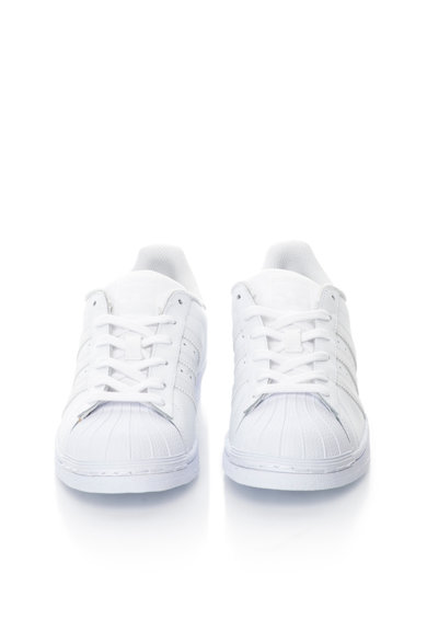Adidas ORIGINALS Pantofi sport alb optic Superstar Femei