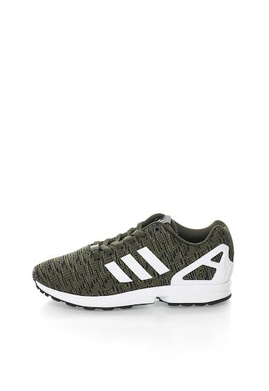 ZX Flux Fekete   Zöld Sportcipő - Adidas ORIGINALS (BB2165) f9fc4589f0