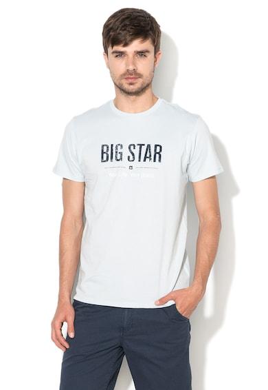 Big Star Tricou albastru pal Bruno Barbati