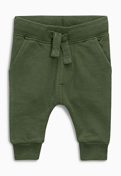 NEXT Pantaloni jogger verde oliv Baieti