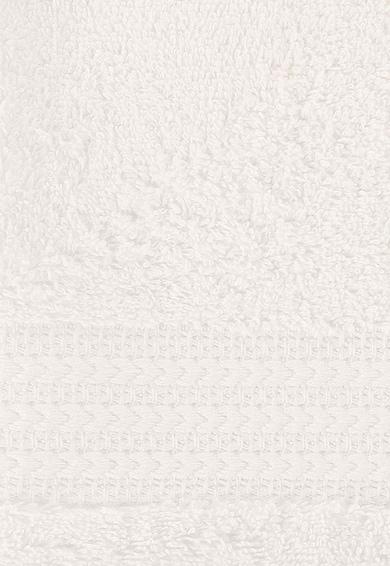 Leunelle Fehér Fürdőlepedő Szett Téli Hímzéssel - 2 db férfi