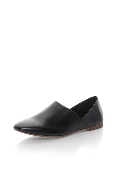 Vagabond Shoemakers Balerini negri de piele Ayden Femei