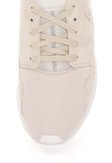 Le Coq Sportif LCS R Csontszín Nubuk Bőr & Textil Cipő női