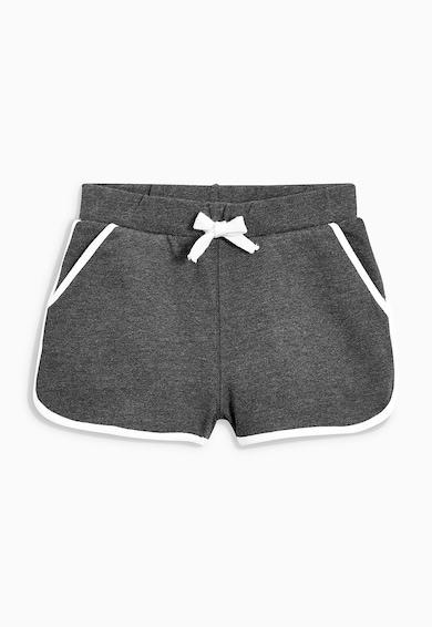 NEXT Pantaloni scurti gri carbune Fete
