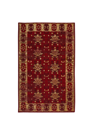 3K Covor  Carpet Back to Home Avangard 36067A Red/Gold, 1.50x2.30 m Femei