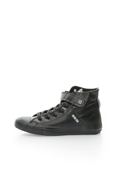 Big Star Черни спортни обувки от изкуствена кожа Жени