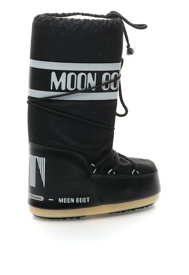 Moon Boot Apreschiuri negre fara inchidere Femei