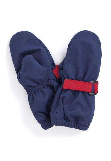 JoJo Maman Bebe Детски тъмносини непромокаеми ръкавици Момчета