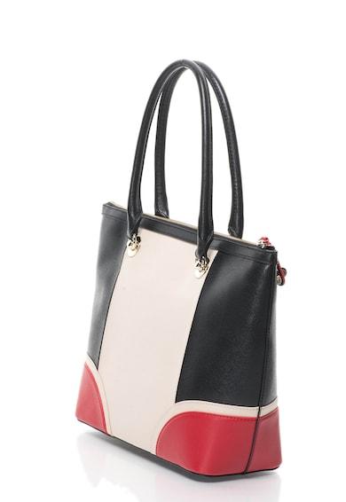 Love Moschino Color Block Shopper Bag Femei