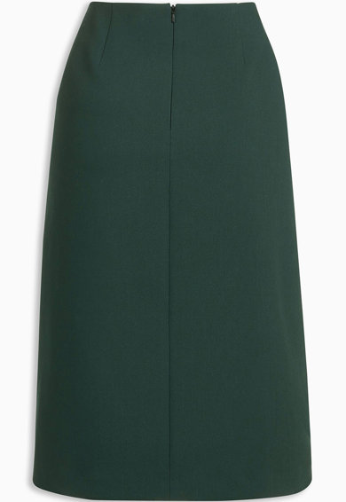 NEXT Green Pocket A-Line Skirt női