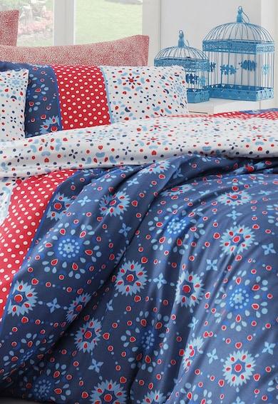 Leunelle Цветен спален комплект с различни шарки 200X220-2P-50X70 Жени