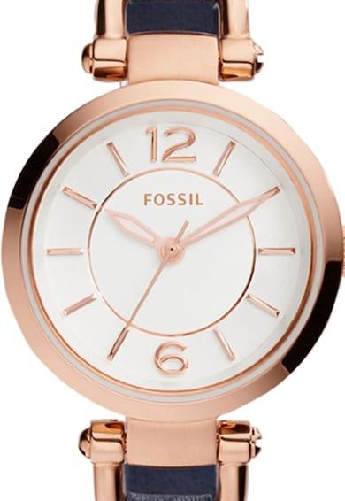Fossil Часовник с кожена каишка Жени