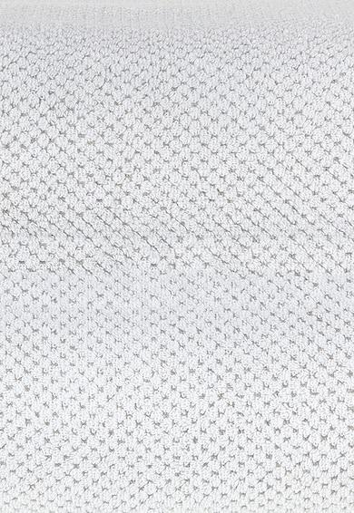 Graccioza Linen Waffle Fehér Texturált Anyagú Törölköző férfi