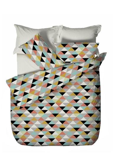 Leunelle Цветен спален комплект с фигурален десен  Жени