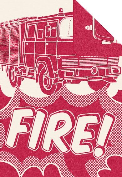 s.Oliver Piros&Fehér Takaró Tűzoltós Mintával női