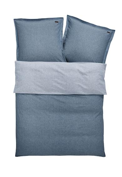s.Oliver Спален комплект от шамбре в сини нюанси 155X220 Жени