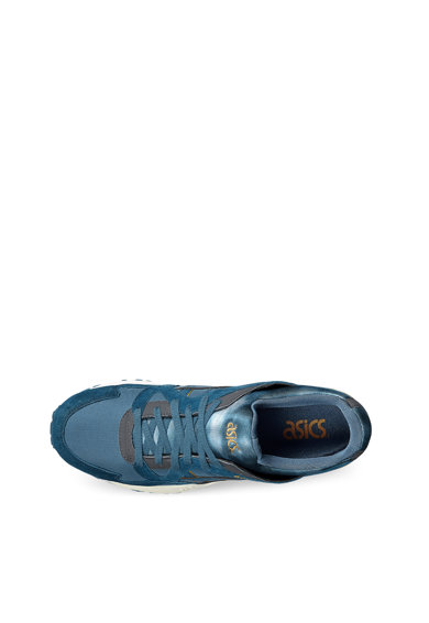 Asics Unisex Gel-Lyte V sneakers cipő nyersbőr részletekkel női