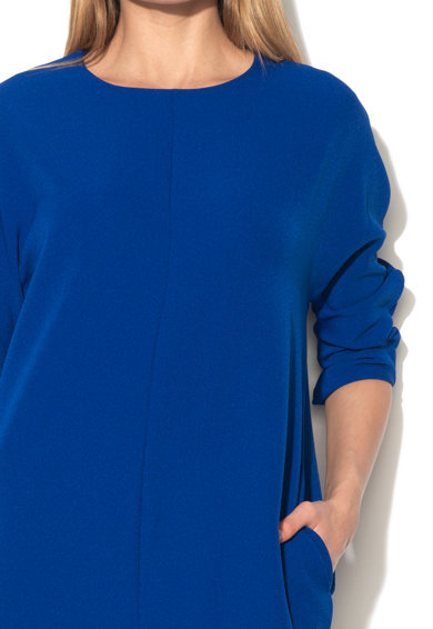 M by Maiocci Rochie albastru royal supradimensionata Femei
