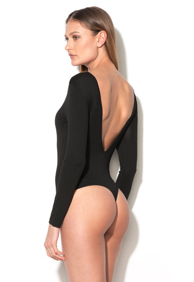 M by Maiocci Body tanga TED-11579-BLACK Femei