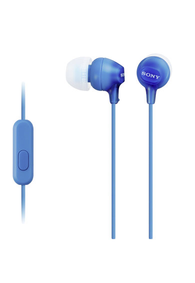 Sony Casti audio In-ear  MDREX15AP, Control Telefon Femei