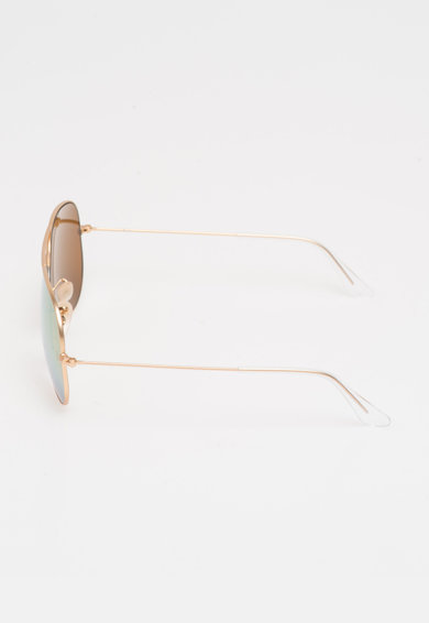 Ray-Ban Унисекс слънчеви очила в златист мат Мъже