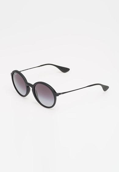 Ray-Ban Унисекс слънчеви очила в черен мат Жени