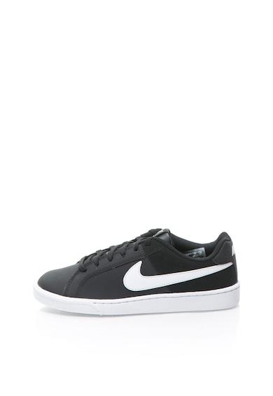 Nike Спортни обувки Court Royale с кожа и лого Жени