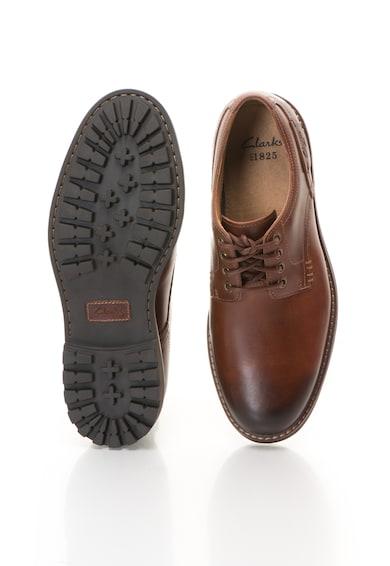 Clarks Pantofi derby de piele Montacute Hall Barbati