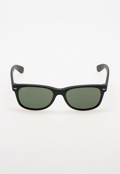 Ray-Ban Унисекс слънчеви очила в черно и зелено Жени