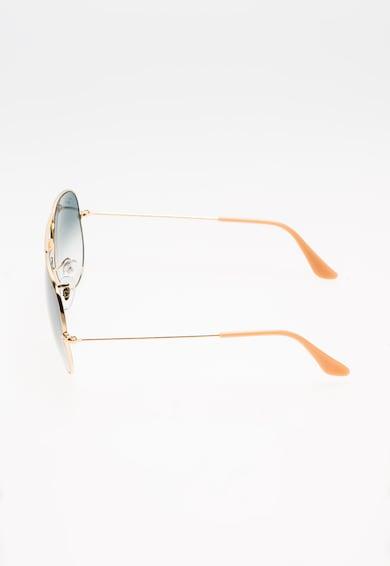 Ray-Ban Унисекс златисти слънчеви очила Aviator Жени