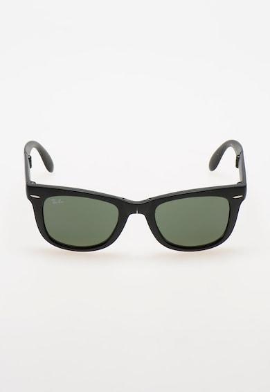 Ray-Ban Ochelari de soare negru mat pliabili Wayfarer® Femei