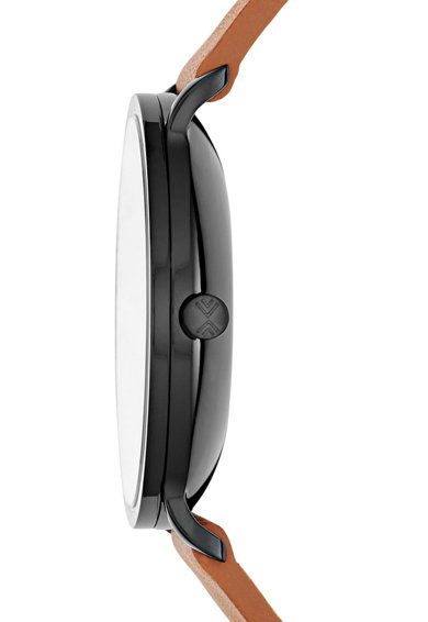 Skagen Часовник Hagen в цвят карамел Мъже