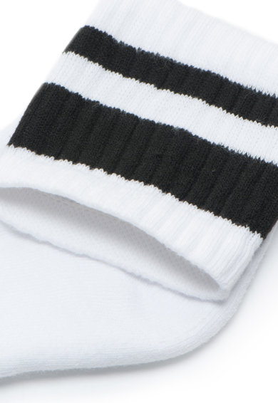 Puma Set de sosete albe unisex cu talpa dublata - 2 perechi Femei
