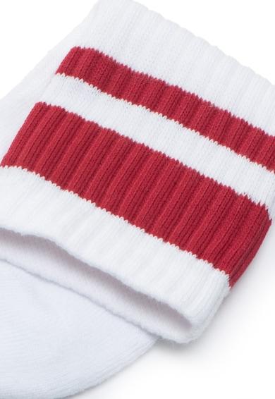 Puma Set de sosete albe cu talpa dublata - 2 perechi Femei