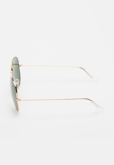 Ray-Ban Aranyszín Aviátor Napszemüveg női