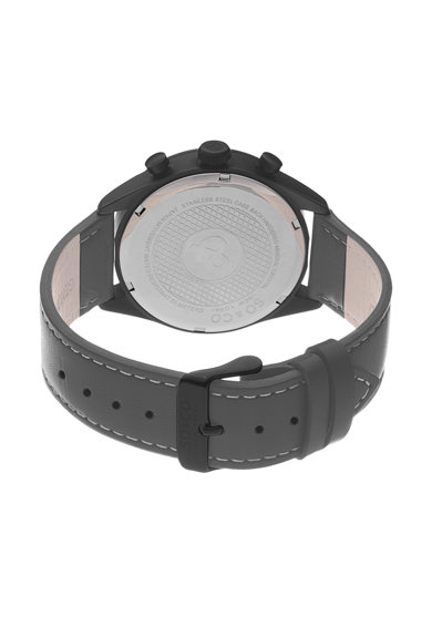SO&CO New York Тъмносив часовник Monticello Мъже