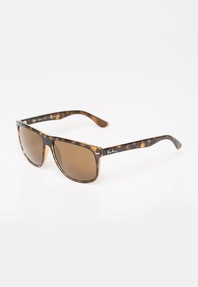 Ray-Ban Слънчеви очила с рамка с ефект на коруба Мъже