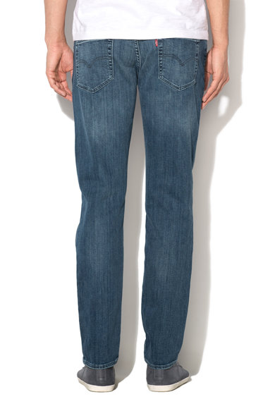 Levi's Сини конусовидни панталони от деним тип 511 Мъже