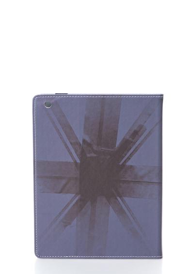 Pepe Jeans London Szürke Zászlómintás iPad 2, 3 & 4 Tok férfi