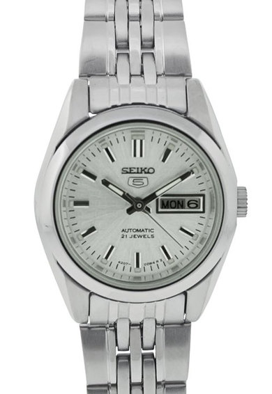 Seiko Автоматичен часовник 5 Lady Жени