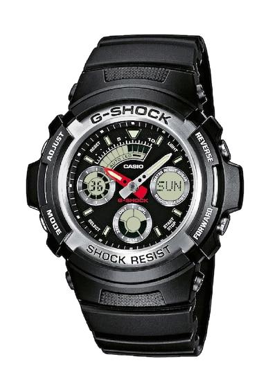 Casio Черен часовник G-Shock Мъже