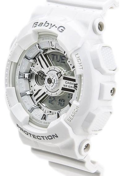 Casio Бял часовник Baby-G Жени