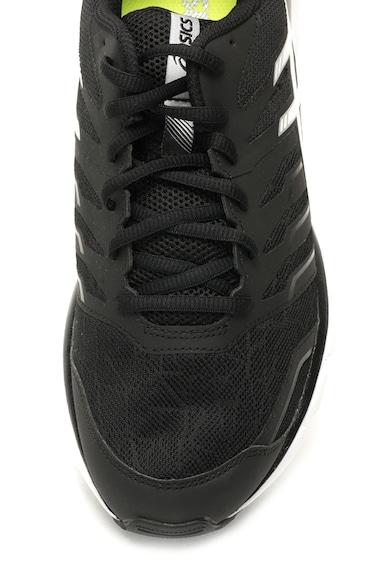 Asics Gel Zaraca 4 Fekete Sportcipő Fehér Részletekkel férfi