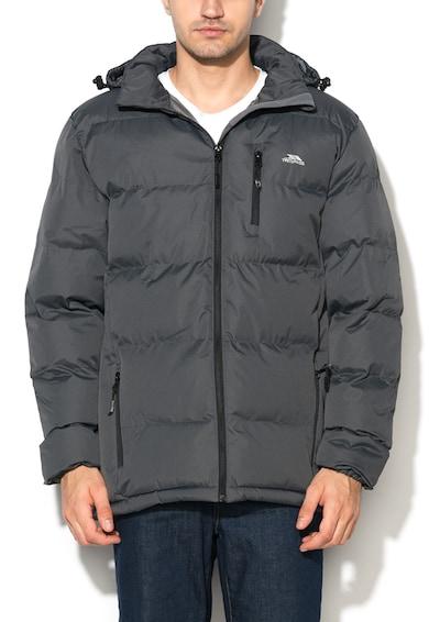 Trespass Clip bélelt dzseki levehető kapucnival MAJKCAI20001 férfi