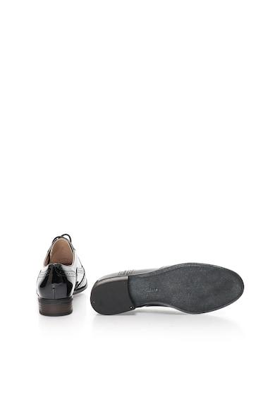 Clarks Pantofi de piele lacuita Hamble Oak Femei