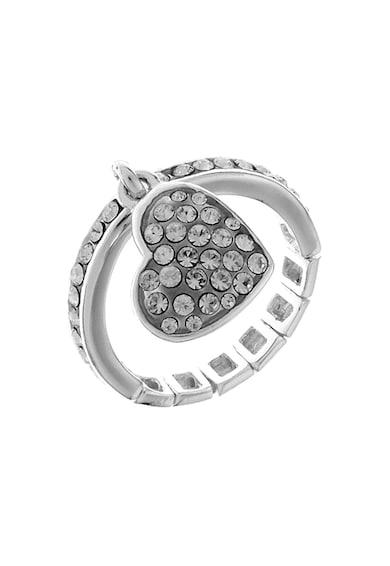 Guess Ródiummal bevont gyűrű kristályokkal női