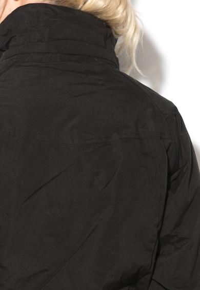 Trespass Черно яке San Fran с качулка Жени